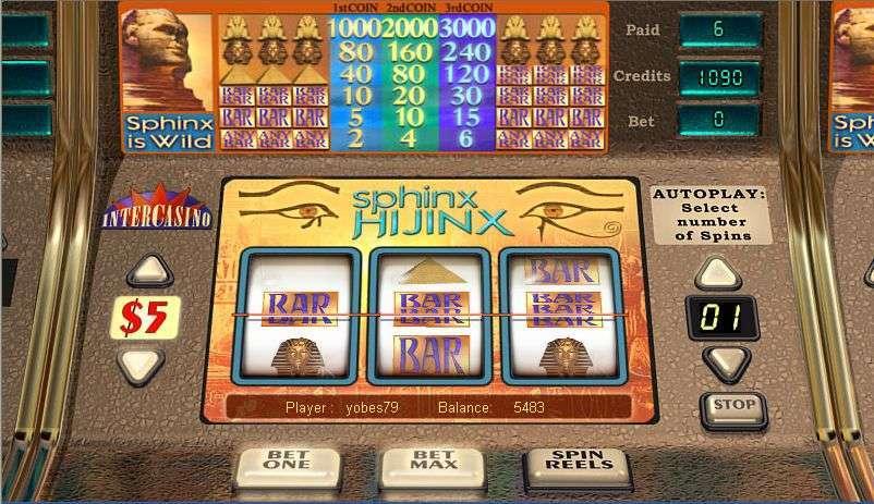 Game Review Sphinx Hijinx