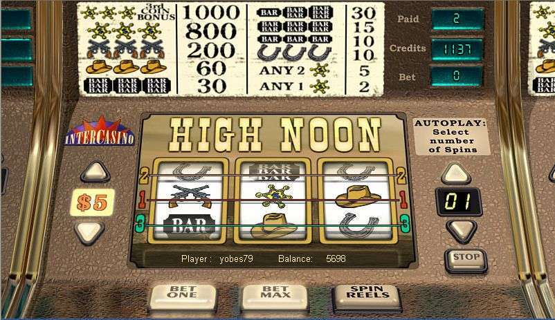 Game Review High Noon
