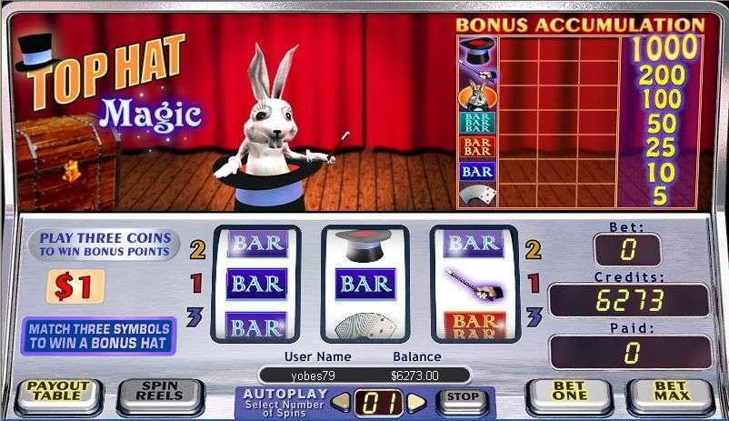 Game Review Top Hat Magic