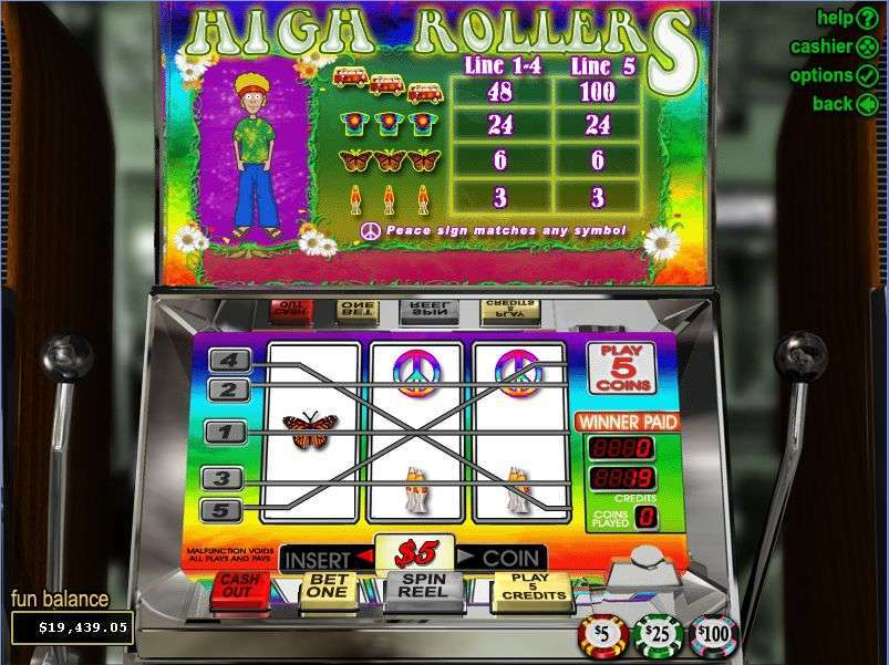 Game Review High Rollers