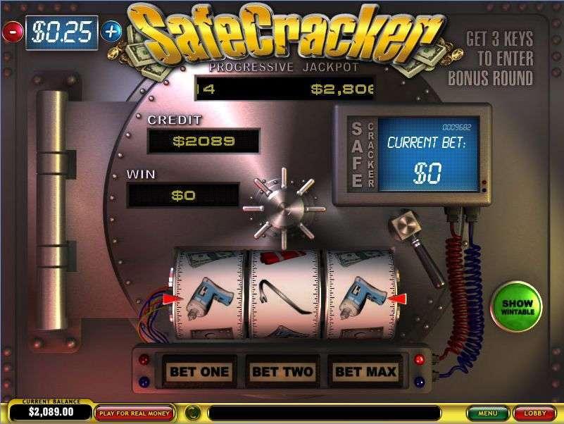 Safecracker 201