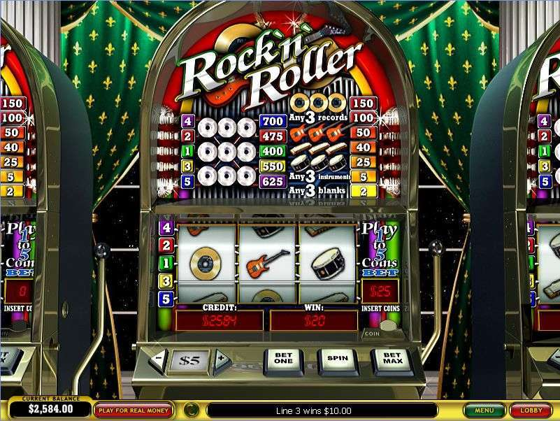 Game Review Rock 'n' Roller