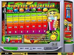 Game Review Fruit Mania