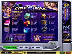 Game Review Cinerama