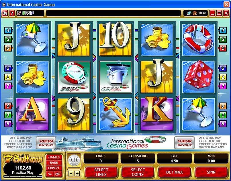 Game Review International Casino