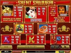 Game Review Silent Samurai