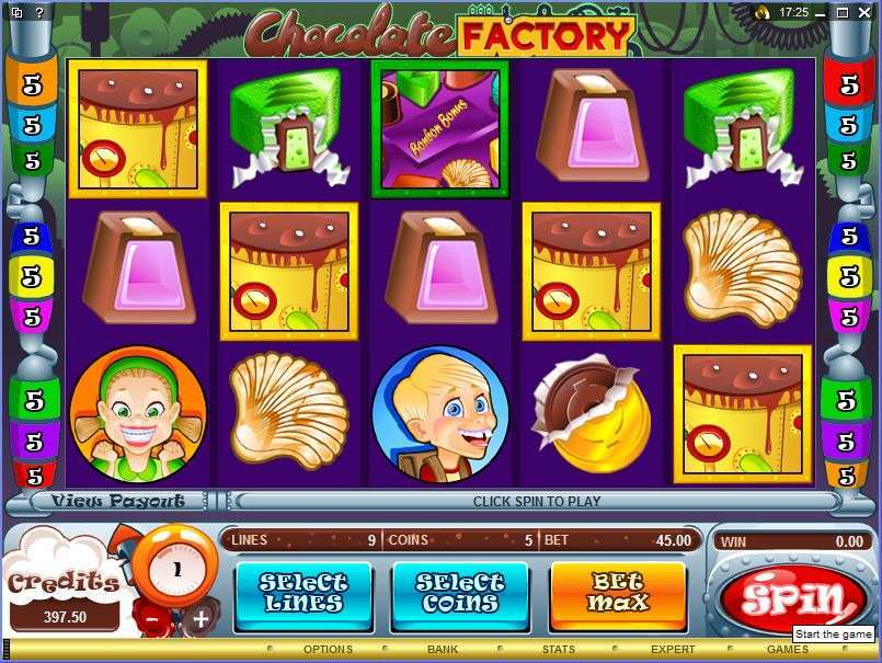Game Review Chocolate Factory