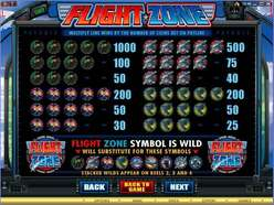 Game Review Flight Zone