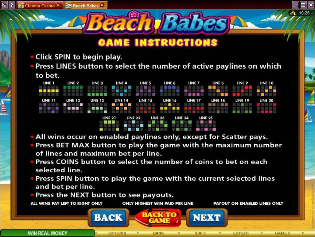Game Review Beach Babes