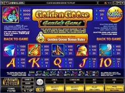Game Review Golden Goose - Genie's Gems