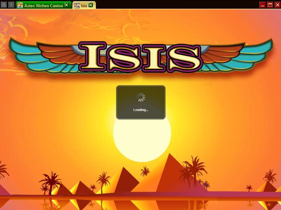 Game Review Isis