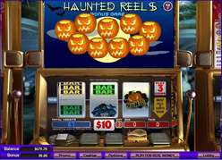 Game Review Haunted Reels