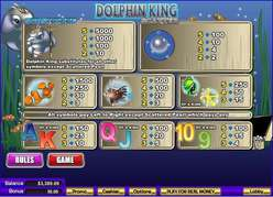 Game Review Dolphin King