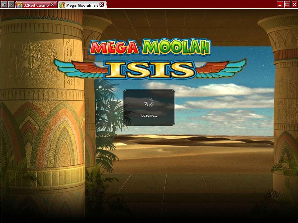 Game Review Mega Moolah Isis