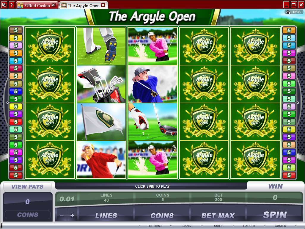 Game Review The Argyle Open
