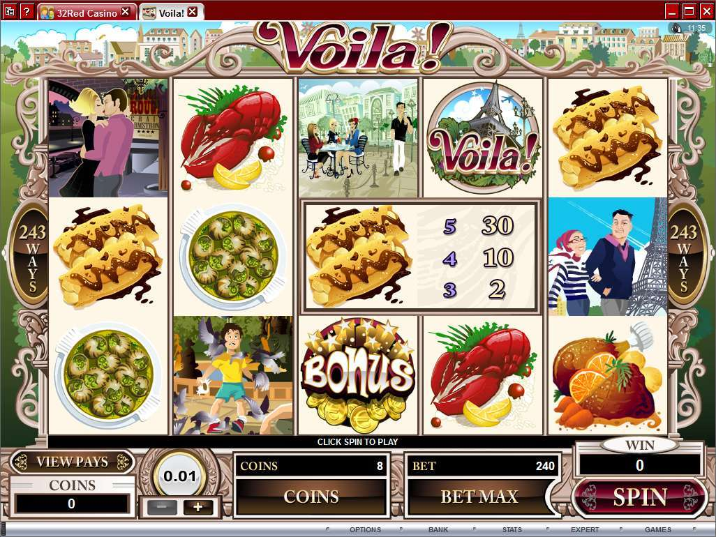 Game Review Voila!