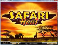 Game Review Safari Heat