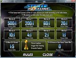 Game Review Striker Fortune