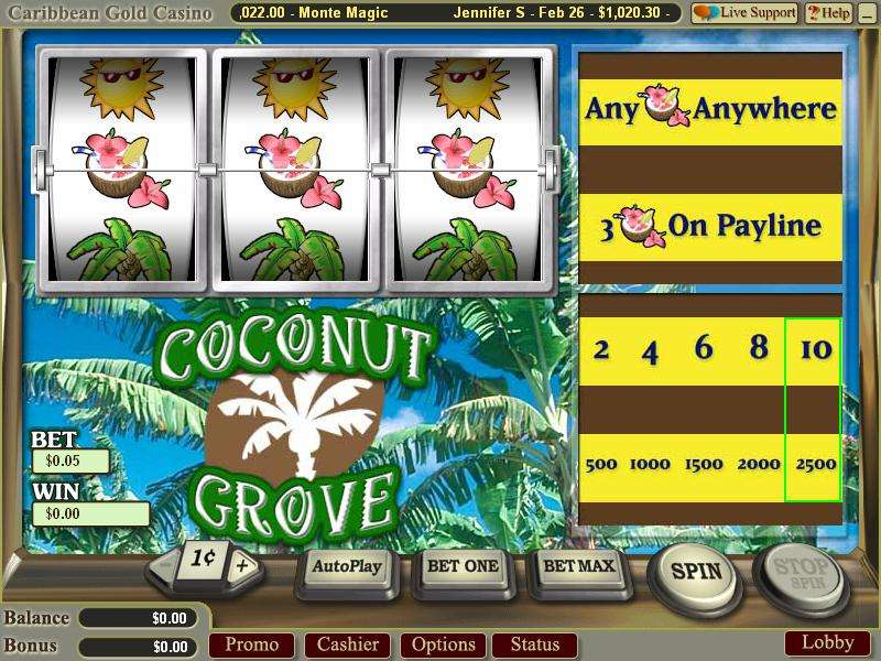 Game Review Coconut Grove