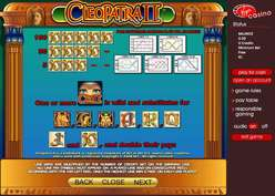 Game Review Cleopatra II