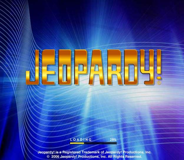 Game Review Jeopardy