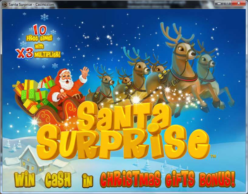 Game Review Santa Suprise