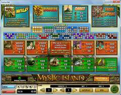 Game Review Mystic Island
