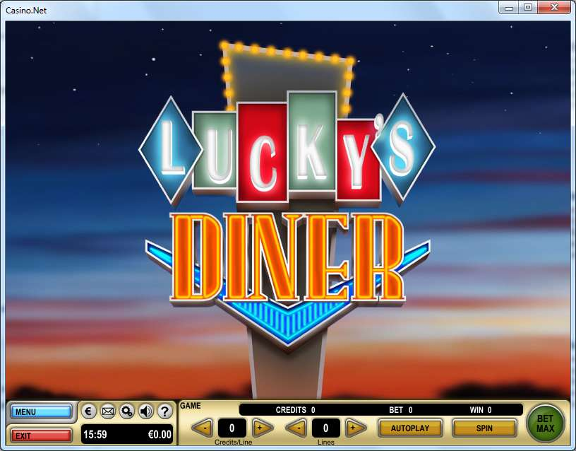 Game Review Lucky's Diner