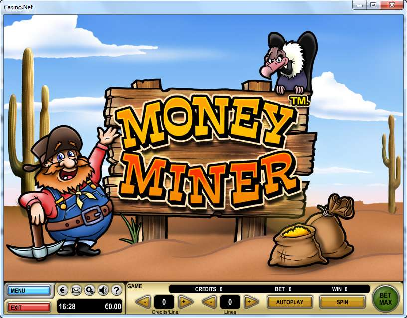 Game Review Money Miner