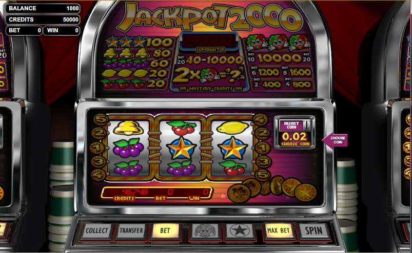Game Review Jackpot 2000