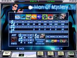 Game Review Man Of Mystery