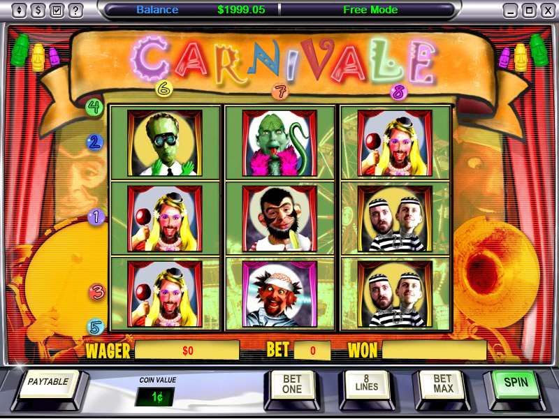 Game Review Carnivale