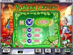 Game Review Martian Landing