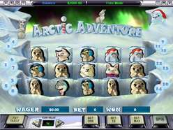 Game Review Arctic Adventure