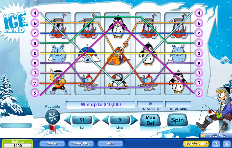 Game Review Ice Land
