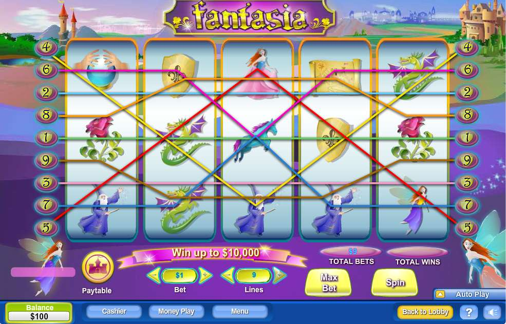 Game Review Fantasia