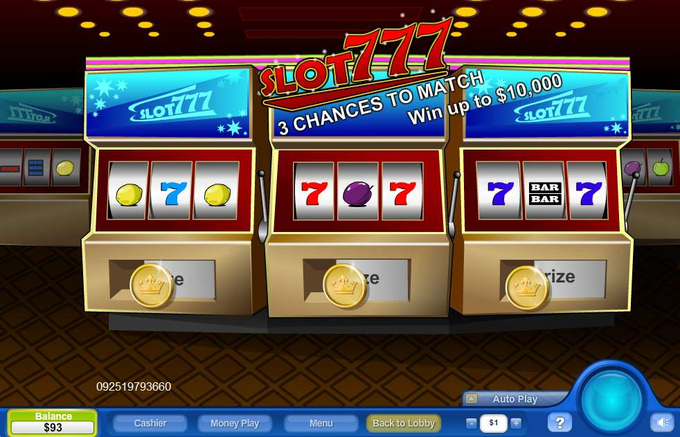 Game Review Slot 777