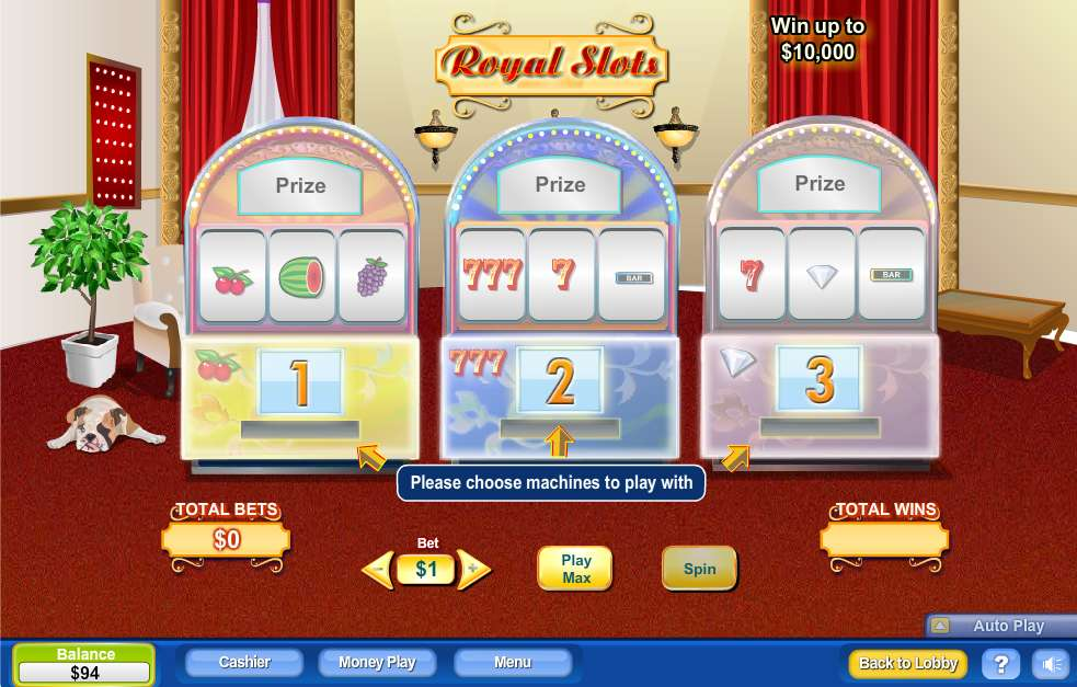 Game Review Royal Slots