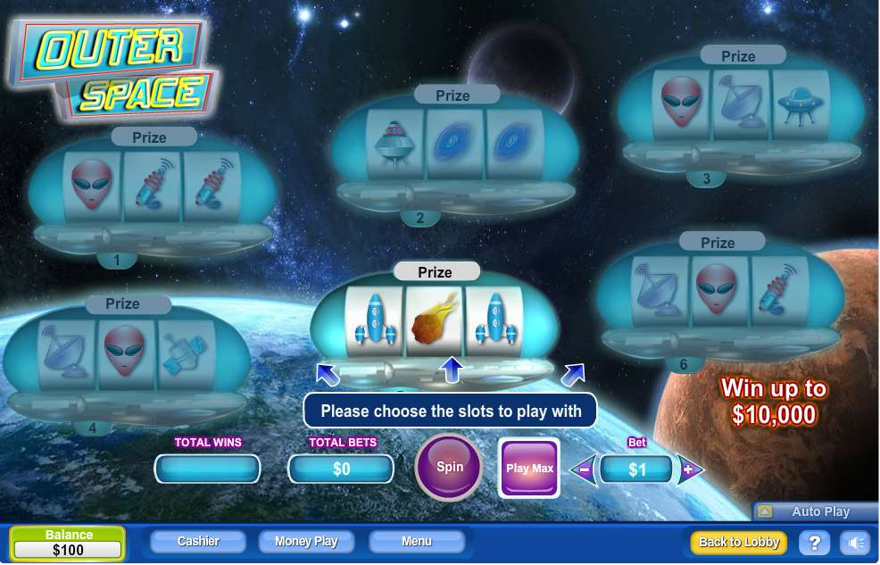 Game Review Outer Slot