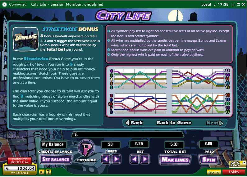 Game Review City Life