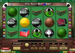 Game Review Top Spin Snooker