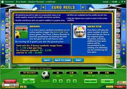 Game Review Euro Reels
