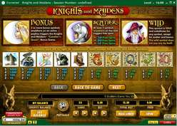 Game Review Knights and Maidens
