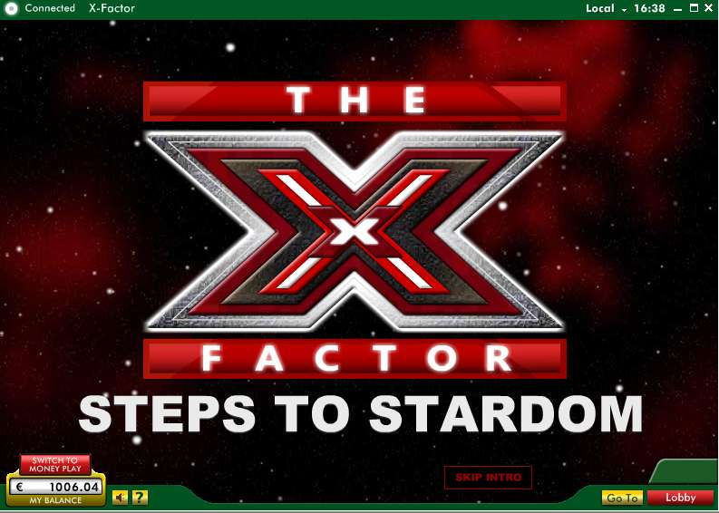 Game Review The X Factor