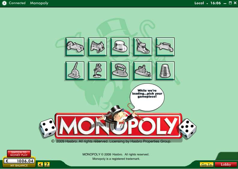 Game Review Monopoly with Pass Go Bonus
