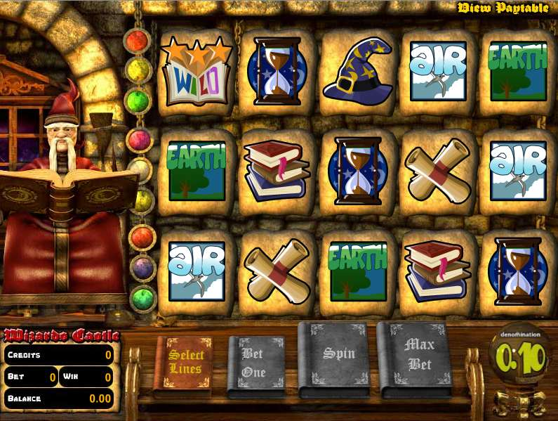 Game Review Wizards Castle