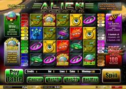 Game Review Alien Attack