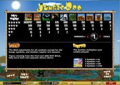 Game Review Jungle Doo