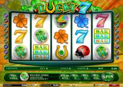 Game Review Lucky 7