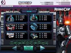 Game Review Robocop
